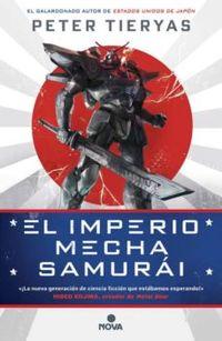Libro EL IMPERIO MECHA SAMURÁI