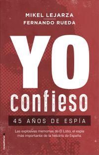 Libro YO CONFIESO