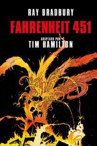 Libro FAHRENHEIT 451 (NOVELA GRÁFICA)