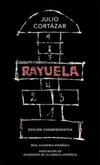 Libro RAYUELA (EDICIÓN CONMEMORATIVA DE LA RAE Y LA ASALE)