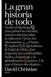 Libro LA GRAN HISTORIA DE TODO