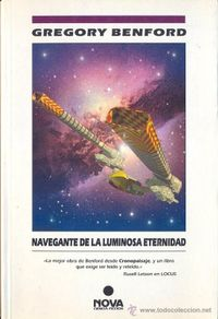 Libro NAVEGANTE DE LA LUMINOSA ETERNIDAD (GALACTIC CENTER #6)