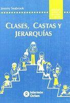 Libro CLASES, CASTAS Y JERARQUÍAS