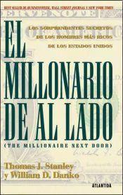 Libro EL MILLONARIO DE AL LADO