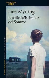 Libro LOS DIECISÉIS ÁRBOLES DEL SOMME