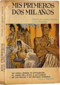 Libro MIS PRIMEROS DOS MIL AÑOS