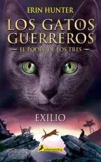 Libro EXILIO (LOS GATOS GUERREROS)