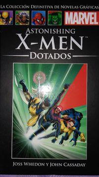 Libro ASTONISHING X-MEN: DOTADOS