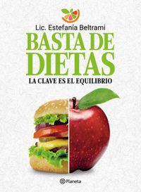 Libro BASTA DE DIETAS
