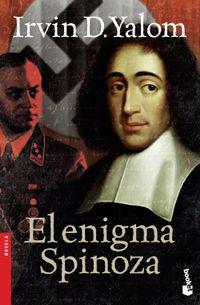 Libro EL ENIGMA SPINOZA