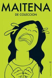 Libro MAITENA DE COLECCION #12