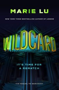 Libro WILDCARD (WARCROSS #2)