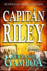 Libro CAPITÁN RILEY