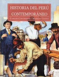 Libro HISTORIA DEL PERÚ CONTEMPORÁNEO