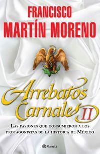 Libro ARREBATOS CARNALES #2