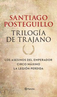 Libro TRILOGÍA DE TRAJANO