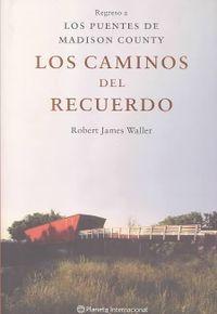Libro LOS CAMINOS DEL RECUERDO
