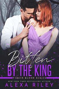 Libro BITTEN BY THE KING (VIRGIN BLOOD #4)
