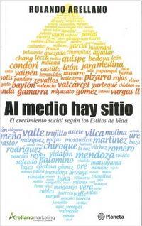 Libro AL MEDIO HAY SITIO