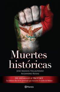 Libro MUERTES HISTÓRICAS