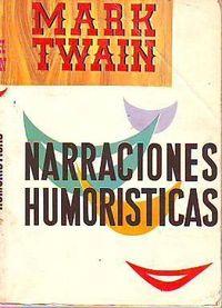 Libro NARRACIONES HUMORÍSTICAS