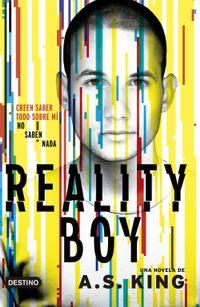 Libro REALITY BOY