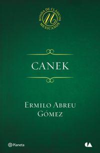 Libro CANEK