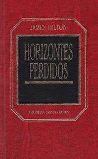 Libro HORIZONTES LEJANOS