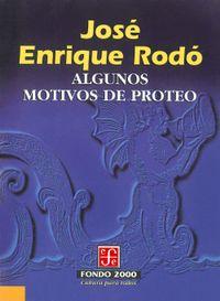 Libro ALGUNOS MOTIVOS DE PROTEO