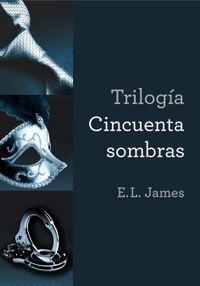 Libro TRILOGÍA CINCUENTA SOMBRAS