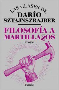 Libro FILOSOFÍA A MARTILLAZOS