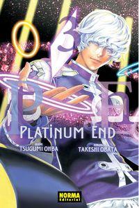 Libro PLATINUM END #3