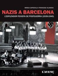 Libro NAZIS A BARCELONA