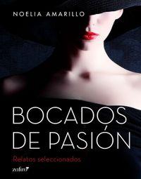 Libro BOCADOS DE PASIÓN