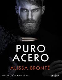 Libro PURO ACERO