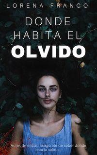 Libro DONDE HABITA EL OLVIDO