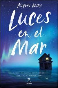 Libro LUCES EN EL MAR