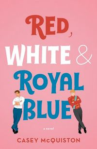 Libro RED, WHITE & ROYAL BLUE
