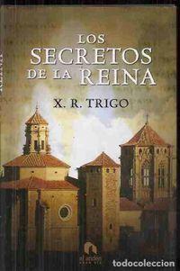 Libro LOS SECRETOS DE LA REINA