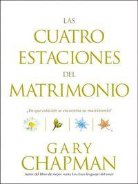 Libro LAS CUATRO ESTACIONES DEL MATRIMONIO