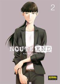 Libro ROUTE END #2