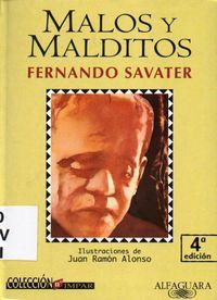 Libro MALOS Y MALDITOS