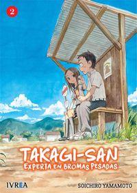 Libro TAKAGI SAN, EXPERTA EN BROMAS PESADAS #2