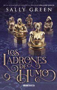 Libro LOS LADRONES DE HUMO