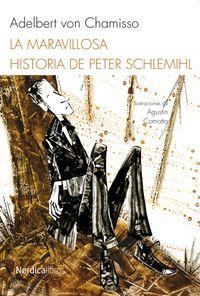 Libro LA MARAVILLOSA HISTORIA DE PETER SCHLEMILH