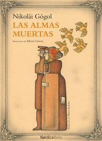 Libro LAS ALMAS MUERTAS