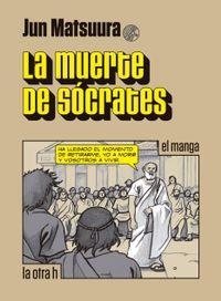 Libro LA MUERTE DE SÓCRATES