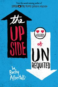 Libro THE UPSIDE OF UNREQUITED
