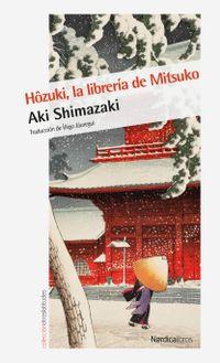 Libro HÔZUKI, LA LIBRERÍA DE MITSUKO