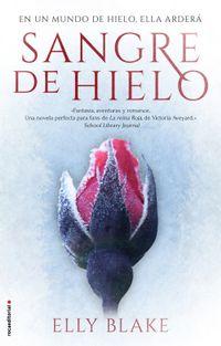 Libro SANGRE DE HIELO